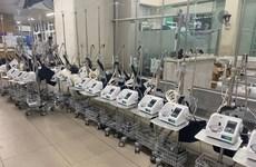 VPBank dona otros mil ventiladores mecánicos a provincias survietnamitas