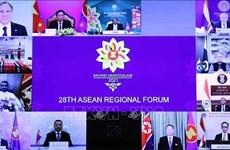 Foro regional llama a mantener seguridad y libertad de navegación en el Mar del Este