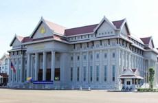 Vietnam entrega a Laos nueva sede de la Asamblea Nacional