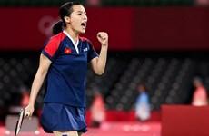 Badmintonista vietnamita sube tres posiciones en ranking mundial