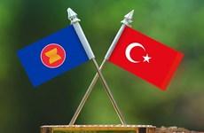 Canciller turco evalúa perspectivas de relaciones con ASEAN