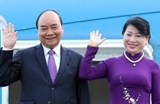 Presidente vietnamita emprende visita oficial a Laos