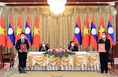 Localidades vietnamita y laosiana buscan profundizar cooperación