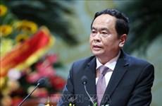 Vietnam y Laos abogan por intensificar cooperación parlamentaria