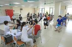 Más de 10,5 millones de dosis contra COVID-19 administradas en Vietnam