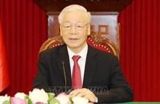 Artículo del máximo dirigente partidista de Vietnam arroja luz sobre el camino al socialismo