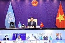 Expertos ucranianos elogian iniciativas de Vietnam para mejorar seguridad marítima
