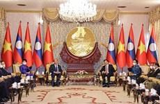 Visita de presidente vietnamita a Laos fomenta relaciones tradicionales bilaterales, afirma vicecanciller