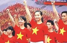 Jóvenes vietnamitas hacia implementación de Objetivos de Desarrollo Sostenible
