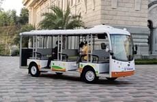 Vingroup prueba vehículos autónomos en ciudad de Nha Trang