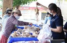 Ciudad vietnamita de Da Nang lanza tiendas ambulantes