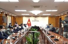 Impulsan cooperación comercial Vietnam- Finlandia a través de EVFTA
