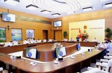 Segunda sesión del Comité Permanente del Parlamento de Vietnam se efectuará la próxima semana