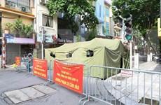 Suministran materiales para la lucha contra el COVID-19 en Ciudad Ho Chi Minh