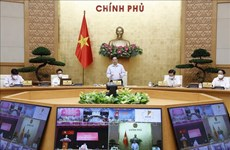 Gobierno de Vietnam evalúa implementación de medidas contra el COVID-19