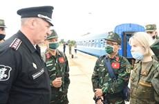 Expectativas en actuación del equipo de Vietnam en Juegos Militares Internacionales 2021
