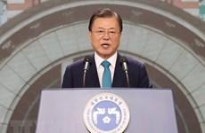 Dirigentes de Vietnam felicitan a Corea del Sur por el Día de Liberación Nacional