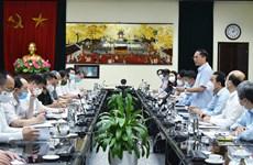 Vietnam continúa impulsando la diplomacia de las vacunas
