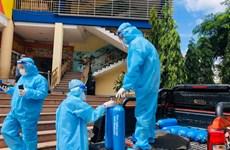 Establecen cajeros automáticos de oxígeno en Ciudad Ho Chi Minh en respuesta al COVID-19