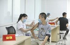 Opiniones sobre ampliación de ensayo clínico de vacuna Nano Covax en Vietnam