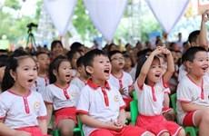 Alumnos de Hanoi comenzarán el año académico el 1 de septiembre