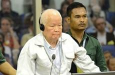 Abren juicio de apelación final contra exlíder de Khmer Rojo
