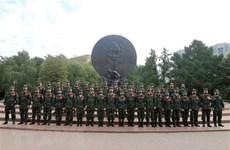 Rusia aprecia preparativos de Vietnam para Juegos Militares 2021