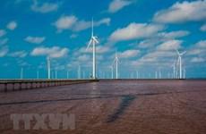 Proponen medidas para desarrollar la energía eólica marina en Vietnam