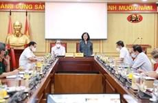 Efectúan primera sesión del Comité Directivo sobre construcción de las bases del Partido