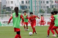 Vietnam competirá en septiembre en ronda eliminatoria de Copa Asiática femenina de fútbol 2022