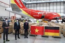 Comunidad vietnamita en Alemania apoya lucha contra el COVID-19 en Vietnam