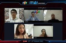 Grupo vietnamita FPT celebra Exposición de Tecnología de Inteligencia Artificial