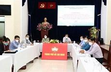 Comunidad india dona equipos médicos a Vietnam para combatir el COVID-19