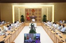 Primer ministro de Vietnam insta a garantizar el bienestar social para la población en medio del COVID-19