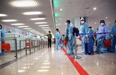 Ciudad Ho Chi Minh se compromete a facilitar las salidas al extranjero en aeropuerto
