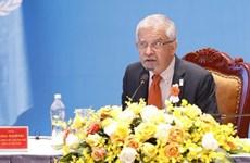 Vietnam concede distinción a coordinador residente de la ONU