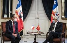 Ratifica presidente de Chile alta valoración a lazos con Vietnam