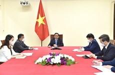 Instan a Pfizer a priorizar entrega de vacuna contra COVID-19 a Vietnam