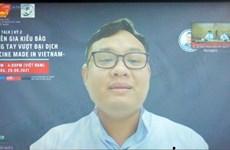 Vietnamitas en extranjero se unen a lucha contra el COVID-19 en la Patria