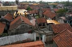 """Aldea de Cu Da en Hanoi, """"museo viviente"""" de arquitectura de pueblo artesanal de Vietnam"""