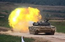 Vietnam participa en concurso de Army Games 2021 en China