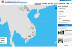 Publican mapa de vacunación contra el COVID-19 de Vietnam