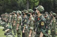 Ejército de Vietnam presta mayor asistencia a lucha contra COVID-19 en el Sur