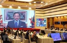 AIPA 42: Incrementan la cooperación internacional para superar la pandemia