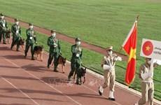 Vietnam participa en competencias de Juegos Militares 2021 en Argelia