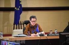 ASEAN trabaja por convertirse en comunidad inclusiva y resiliente a pesar del COVID-19