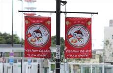 Ciudad japonesa anima el espíritu de atletas vietnamitas en Juegos Paralímpicos