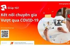 Lanzan en Vietnam proyecto tecnológico para apoyar a personas afectadas por el COVID-19