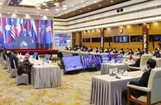 Máximo parlamentario singapurense enfatiza papel de la AIPA en apoyo a la Comunidad de ASEAN