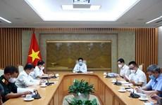 Evalúan en Vietnam resultados de implementación de la diplomacia de las vacunas